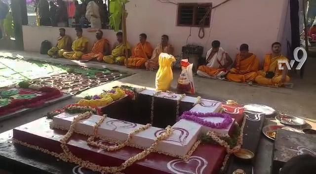 , ಮಕರ ರಾಶಿಗೆ ಶನಿ ಪ್ರವೇಶ: ಆಸ್ತಿಕ ಭಕ್ತ ಸಾಗರದಿಂದ ವಿಶೇಷ ಪೂಜೆ, ಹೋಮ