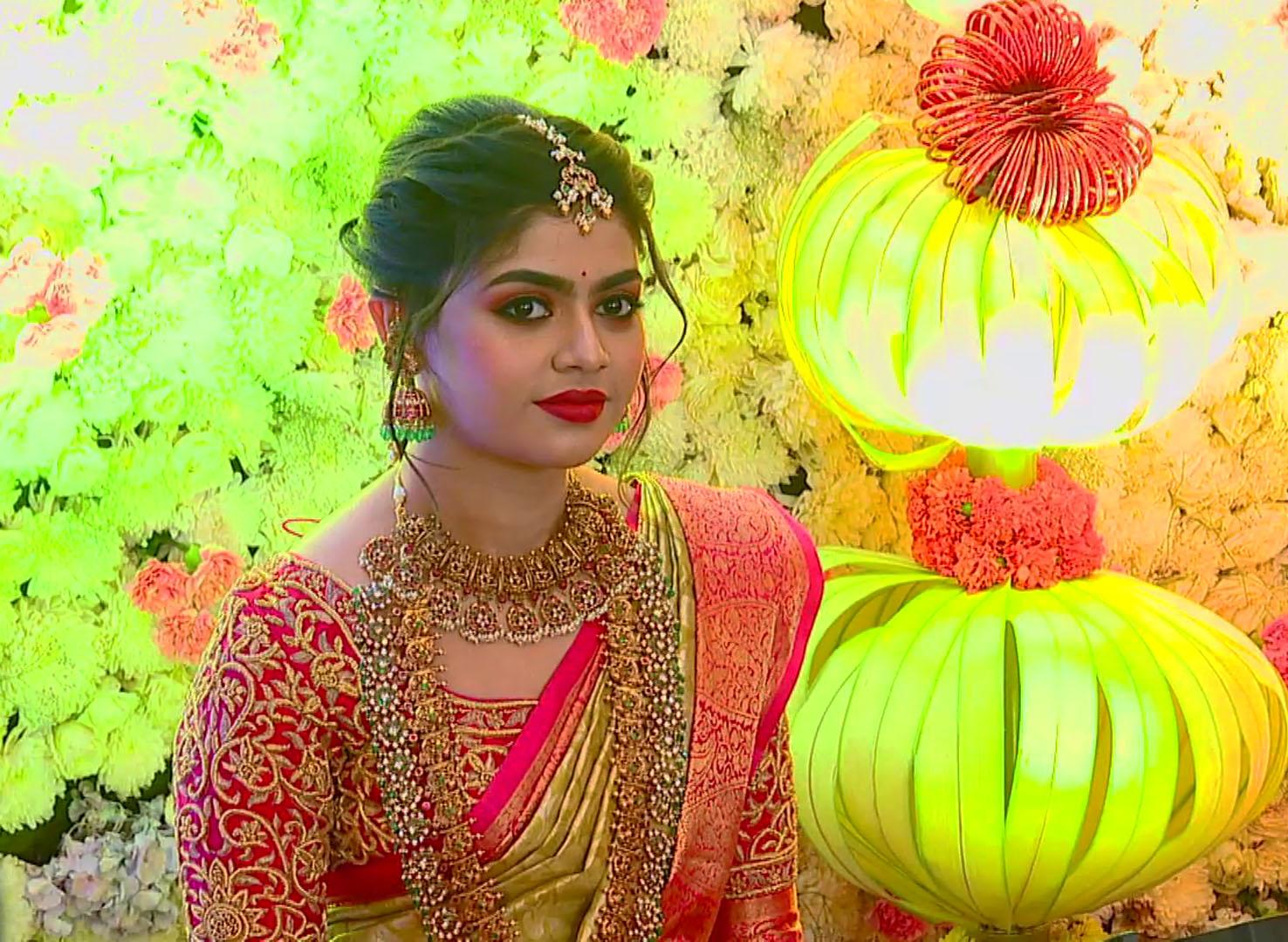 ರಾಮುಲು ಮಗಳ ಭರ್ಜರಿ ಮದುವೆ: ಒಂದಕ್ಕಿಂತಾ ಒಂದು ಸ್ಪೆಷಲ್! | Minister sriramulu  daughter rakshitha marriage preparations in full swing | TV9 Kannada